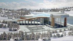 Где появится первый в Балтии крытый горнолыжный комплекс?