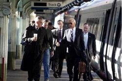 США планируют вложить $53 млн в развитие железной дороги