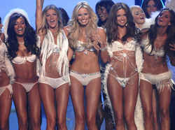 Victoria`s Secret – первые наброски