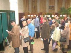 На литовских выборах агитируют за жизнь «без голубых и красных»