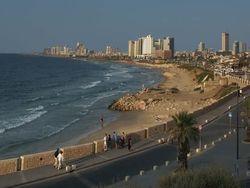 Какой будет новая набережная в Тель-Авиве