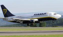 Самолеты Ryanair будут совершать рейсы Каунас-Стокгольм