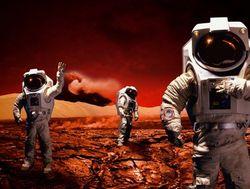 Для осуществления полета на Марс ученым необходимо еще 10 лет?