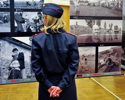 На одном из московских переходов сбили женщину-милиционера