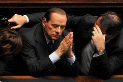 Берлускони «опрокинул» европейские биржи?