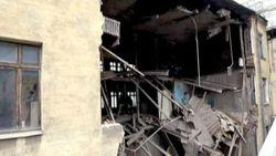 В Макеевке обрушился дом: пострадавших нет