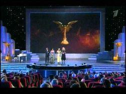 Ксения Собчак на церемонии «Ника» достала публику политикой