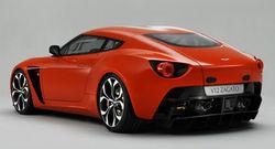 В Женеве дебютировал Aston Martin V12 Zagato