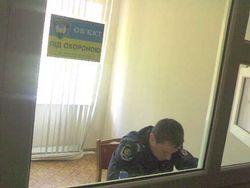 Молодой парень умер в одном из райотделов милиции Донецка