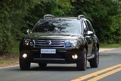 Renault Duster завоевывает автомобильный рынок России