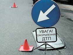 В столице Украины произошло крупнейшее ДТП, есть жертвы