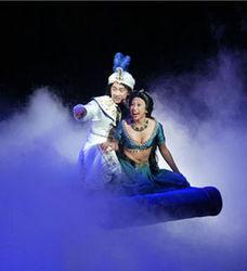 Под Новый год выйдет мюзикл «Алладин»