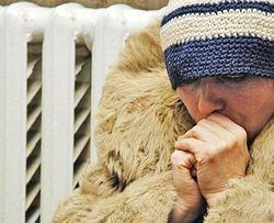 Краматорск продолжает мерзнуть