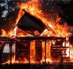 В Пермской области пожар расценили как убийство