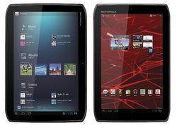 Компания Motorola представила два новых планшета