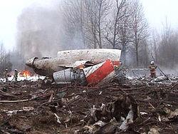 Разбившийся самолет президента Польши не имел права на вылет в Россию