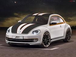 Компания Volkswagen покажет на автосалоне в Детройте новое поколение «Жука»