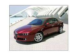 Alfa Romeo 159 получила новый двигатель