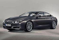В Женеве дебютировало новое поколение BMW 6-ой серии