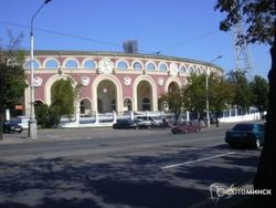 В Минске горел стадион «Динамо»