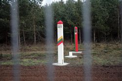 Нелегалы незаконно пересекли белорусско-литовскую границу
