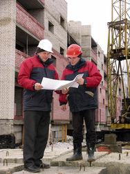 Одесским строителям, которые устроили забастовку, пообещали заплатить