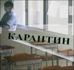 Школы Беларуси закрыли на карантин