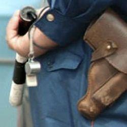 Сотрудники ГАИ задержали грабителей в Луганске