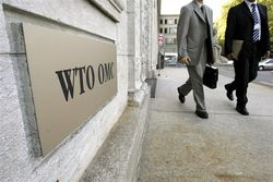 Какие «тупиковые» требования по ВТО Грузия выдвинула к России?
