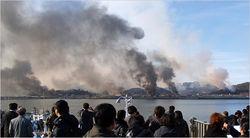 Из-за чего КНДР обстрелял остров Йонпхендо?