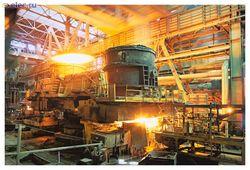 В Грузии возобновлен выпуск стальных труб