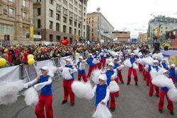 Сколько потратит Москва на празднование Дня города?