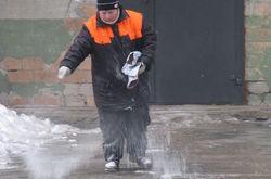 Хватит ли соли коммунальщикам Вильнюса?