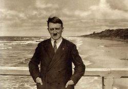 Где советник главы украинского МВД отыскал дом Гитлера?