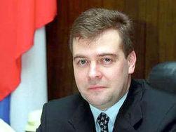 Медведев освободил еще пять генералов МВД