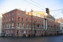 «Литературный дом» на Невском проспекте