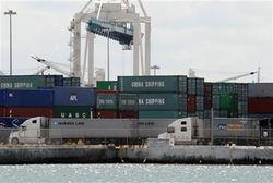 Слабеющий доллар положительно влияет на экспорт США