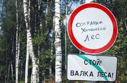 Активистка Химкинского леса – террористка?