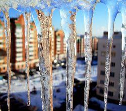 Ивановская пенсионерка была убита глыбой льда, упавшей с крыши