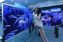 Samsung выпустил самый большой телевизор