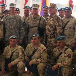 Армянское присутствие в Афганистане увеличится