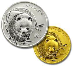 Цена золота и серебра снизилась на новостях из ЕС