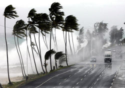 На западное побережье Мексики надвигается ураган Джова