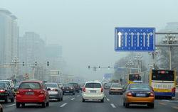 Смог в Пекине заблокировал авиасообщение