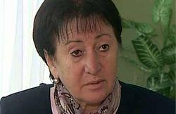 Алла Джиоева пришла в себя