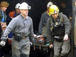 Умерли два шахтера, пострадавшие при пожаре на шахте «Северная»