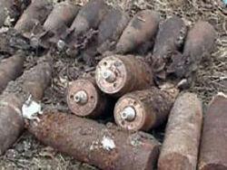 Житель Донецка избил супругу снарядом