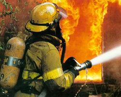 В Одессе произошел пожар в военном госпитале
