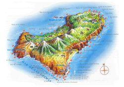 От чего бегут жители Канарских островов?
