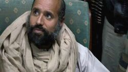 Суд в Гааге требует информацию о сыне Муамара Каддафи